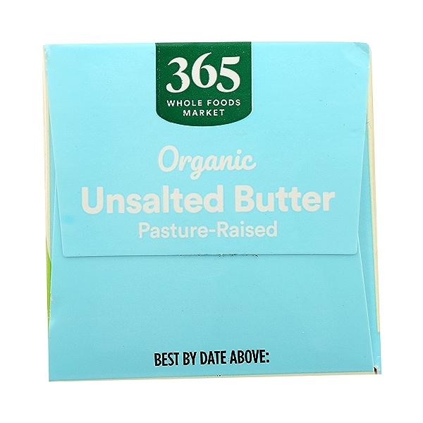 Organic Unsalted Butter, 16 oz 3