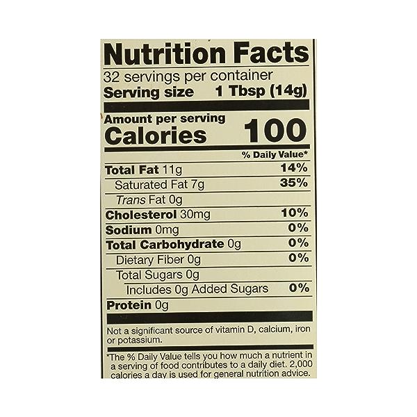 Organic Unsalted Butter, 16 oz 7