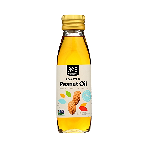 Roasted Peanut Oil, 8.4 fl oz 1