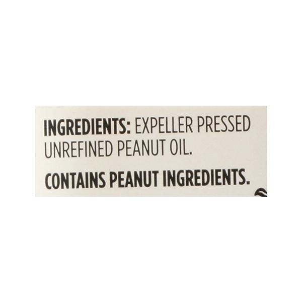 Roasted Peanut Oil, 8.4 fl oz 8
