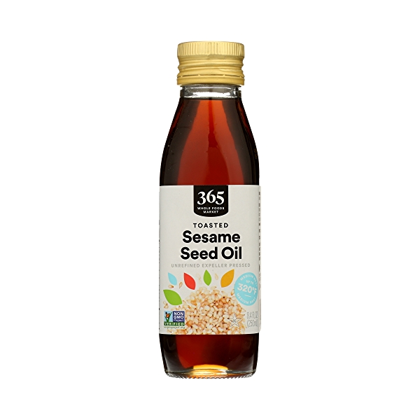 Toasted Sesame Seed Oil, 8.4 fl oz 1