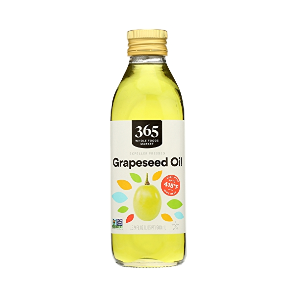 Grapeseed Oil, 16.9 fl oz 1