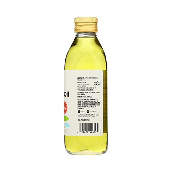 Grapeseed Oil, 16.9 fl oz 5