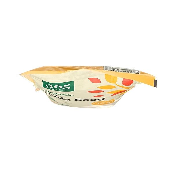 Organic White Chia Seed, 15 oz 3