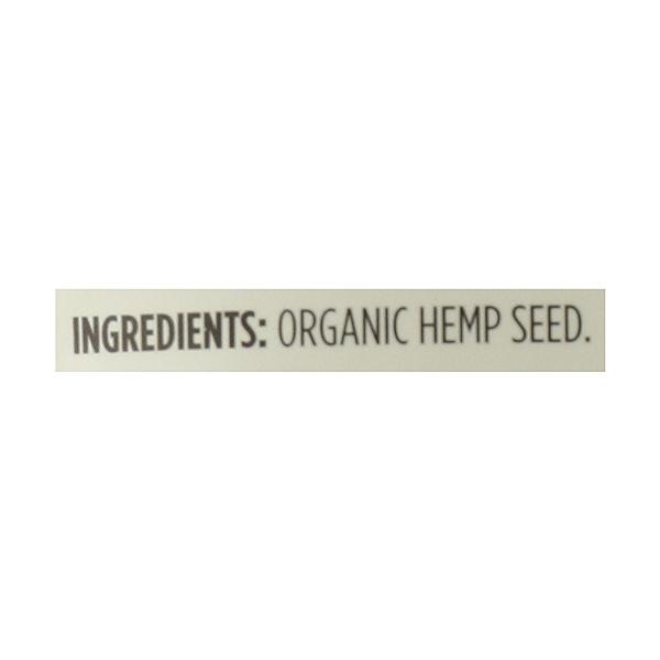 Organic Hulled Hemp Seed, 12 oz 8