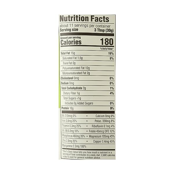Organic Hulled Hemp Seed, 12 oz 7