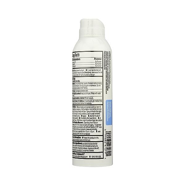 Clear Spray Coconut Vanilla Sunscreen, 5.3 oz 3