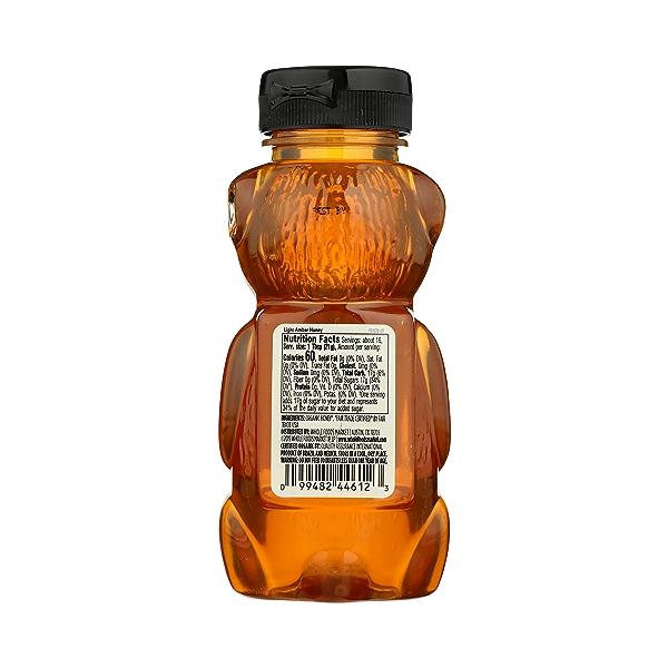 Organic Light Amber Mountain Forest Honey, 12 oz 4