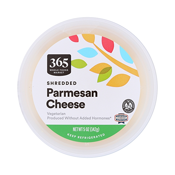 Shredded Parmesan Cheese, 5 oz 1