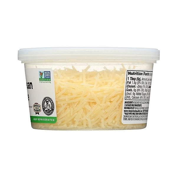 Shredded Parmesan Cheese, 5 oz 5