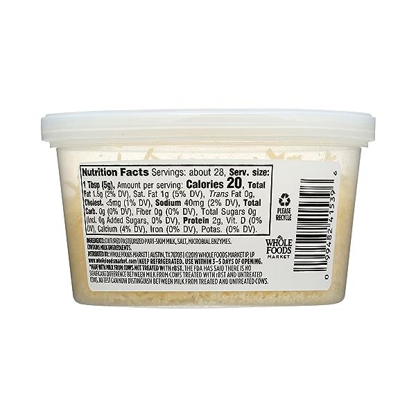 Shredded Parmesan Cheese, 5 oz 4