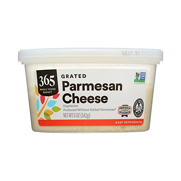 Grated Parmesan Cheese, 5 oz 7