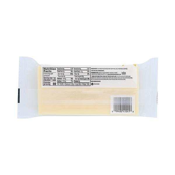 Part-skim Mozzarella Cheese 4