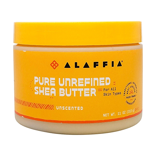 Unscented Shea Butter, 11 oz 1