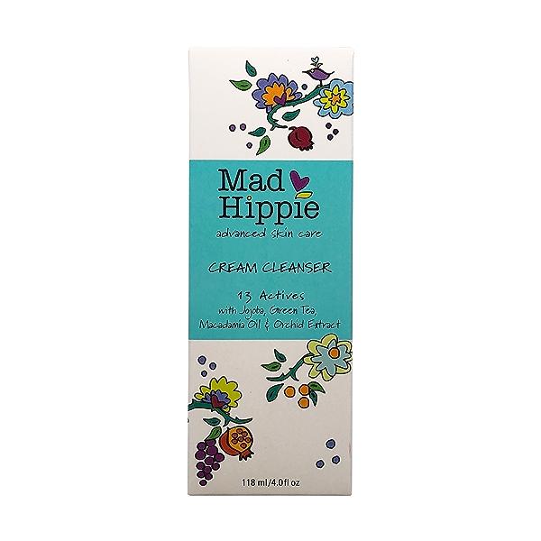 Mad Hip Normal/dry Cream Cleanser, 4 fl oz 1