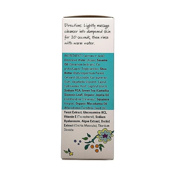 Mad Hip Normal/dry Cream Cleanser, 4 fl oz 4