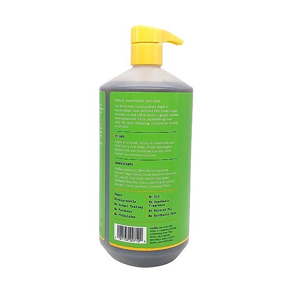 Coconut Body Wash, 32 fl oz 3
