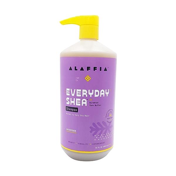 Lavender Moisturizing Shampoo, 32 fl oz 1
