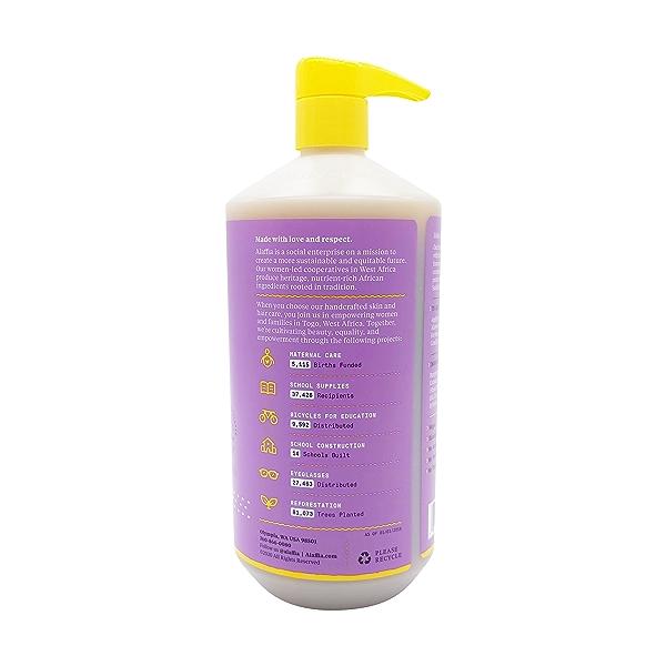Lavender Moisturizing Shampoo, 32 fl oz 2