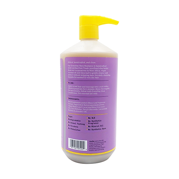 Lavender Moisturizing Shampoo, 32 fl oz 3