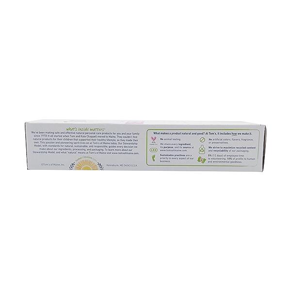 Antiplaque Whitening Spearmint Toothpaste, 5.5 oz 3
