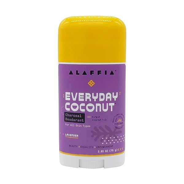 Lavender Deodorant, 2.65 oz 1