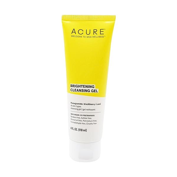 Fairtrade Normal To Oily Facial Cleanser, 4 fl oz 1