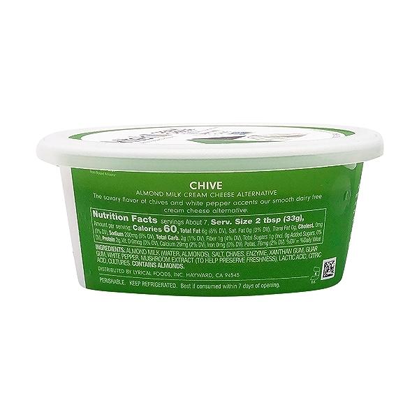 Chive Cream Cheese Style Spread, 8 oz 2
