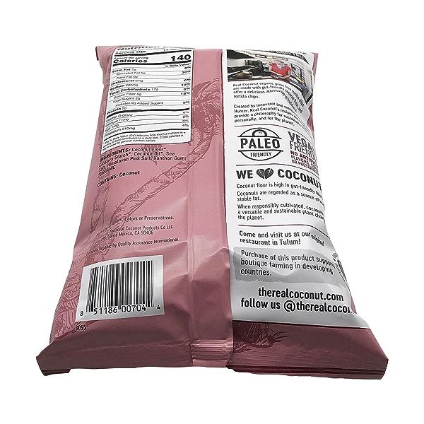 Organic Himalayan Pink Salt Tortilla Chips, 5.5 oz 4