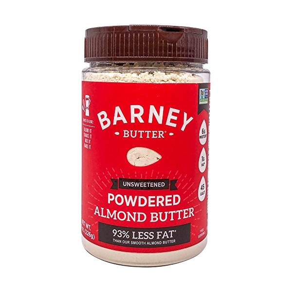 Unsweetened Powdered Almond Butter, 8 oz 1