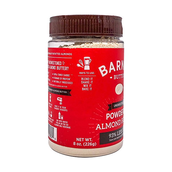 Unsweetened Powdered Almond Butter, 8 oz 5