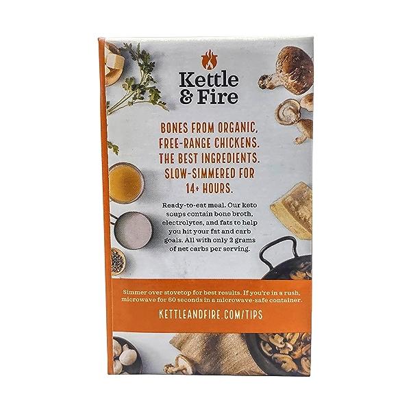 Mushroom Bisque Keto Soup, 16.9 oz 3