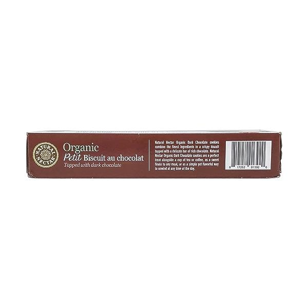 Organic Dark Chocolate Biscuit, 5.29 oz 3