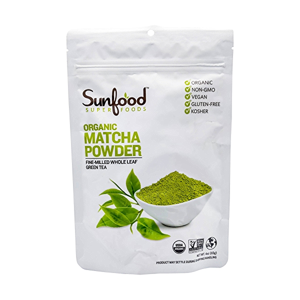 Organic Matcha Powder, 4 oz 1
