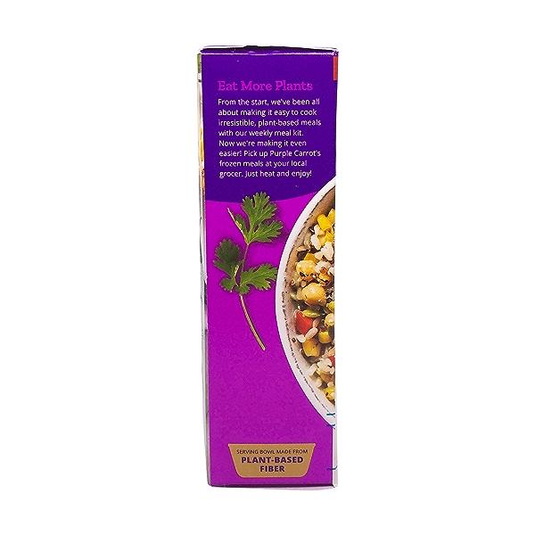 Lime Chickpeas And Quinoa Elote Bowl, 10.75 oz 4