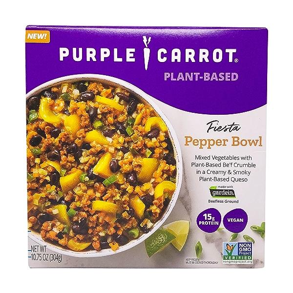 Black Bean Unstuffed Pepper Bowl, 10.75 oz 1