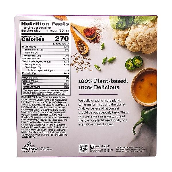 Black Bean Unstuffed Pepper Bowl, 10.75 oz 2