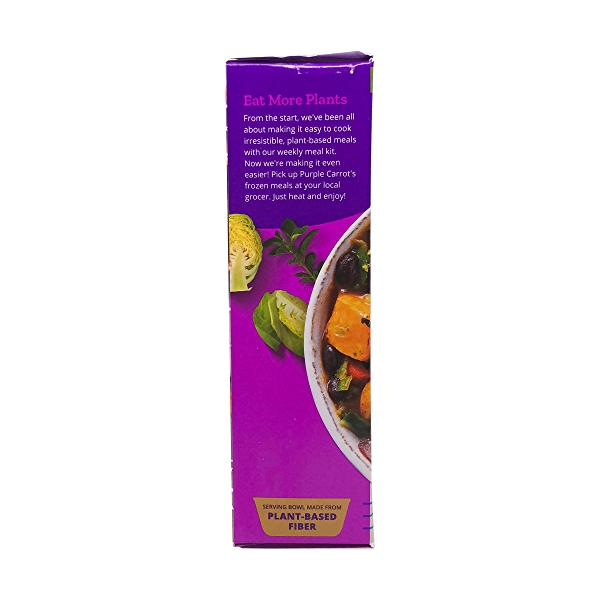 Brussels Sprouts With Sweet Potatoes Maple Chipotle Cream, 10.75 oz 4