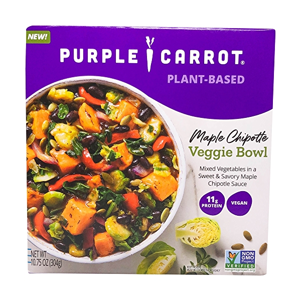 Brussels Sprouts With Sweet Potatoes Maple Chipotle Cream, 10.75 oz 1