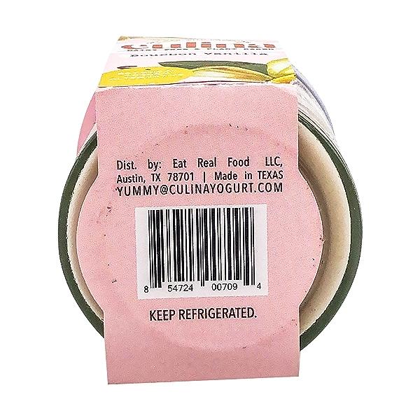 Coconut Yogurt Bourbon Vanilla, 5 oz 4
