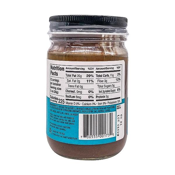Chocolate Hazelnut Butter, 12 oz 2