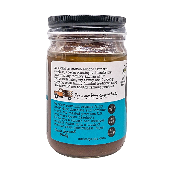Chocolate Hazelnut Butter, 12 oz 3