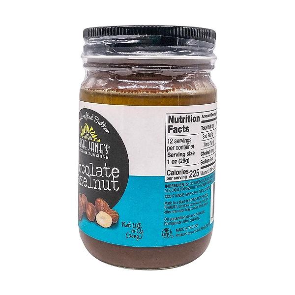 Chocolate Hazelnut Butter, 12 oz 4