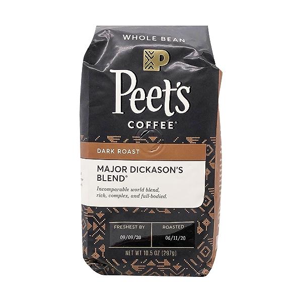 Major Dickasons Blend Whole Beans, 10.5 oz 1