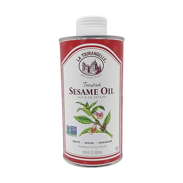 Toasted Sesame Oil, 16.9 fl oz 1