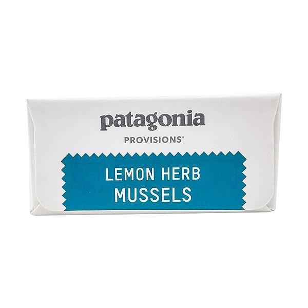 Lemon Herb Mussels 5