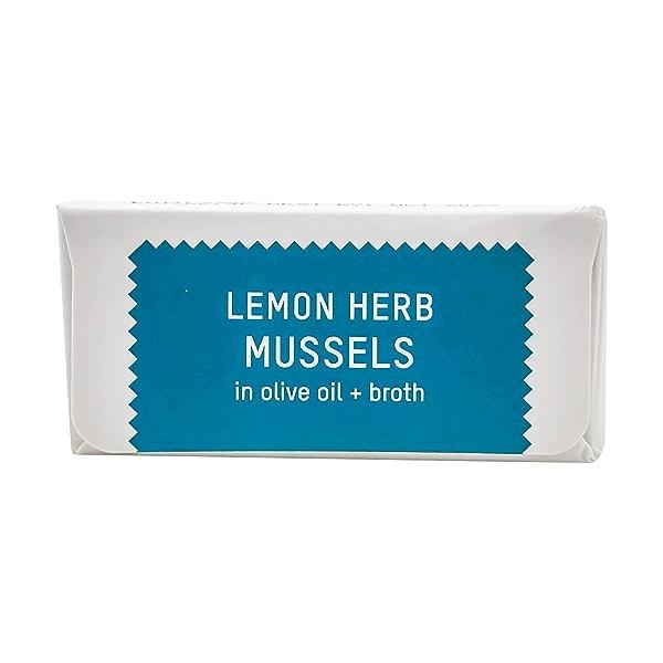 Lemon Herb Mussels 2