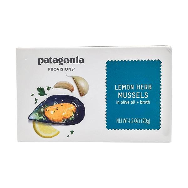 Lemon Herb Mussels 1