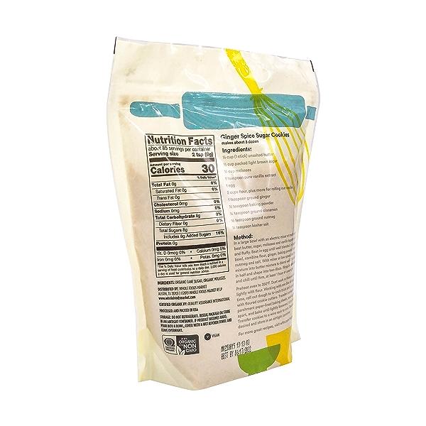 Organic Light Brown Sugar, 24 oz 2