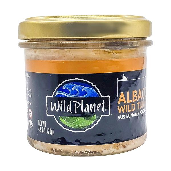 Wild Albacore Tuna Fillets 2